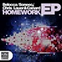 Album Homework de Chris Lauer / Belocca / Soneec / Canard