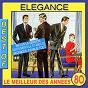 Album Best of elégance (le meilleur des années 80) de Élégance