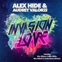 Album Invasion of love de Alex Hide / Audrey Valorzi