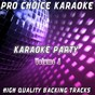 Album Karaoke party, vol. 1 (sing your favourite karaoke hits) de Pro Choice Karaoke