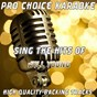 Album Sing the hits of will young (karaoke version) (originally performed by will young) de Pro Choice Karaoke