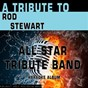 Album A tribute to rod stewart (karaoke version) de All Star Tribute Band