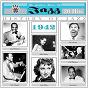 Compilation The golden years of jazz (1942 - 20 hits) avec Mel Powell / Bing Crosby, Woody Herman Woodchoppers / Duke Ellington / Anita O'day, Gene Krupa Orchestra / Cab Calloway...