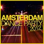 Compilation Amsterdam dance party 2012 avec DJ Fist, the Bass Kidz / Futuristic Polar Bears, Jonathan Ulysses / Chris Melin / Francesco Diaz, Young Rebels / DJ Ortzy, Nico Hamuy...