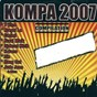 Compilation Kompa 2007 avec K-Dans / T Vice / Djakout Mizik / Richie, Gracia Delva / Krezi Mizik...