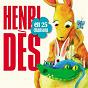 Album Henri dès en 25 chansons de Henri Dès