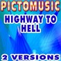 Album Highway to hell (karaoke version) (originally performed by ac-DC) de Pictomusic