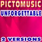 Album Unforgettable (karaoke version) (originally performed by nat king cole and natalie cole) de Pictomusic