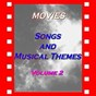 Compilation Movies : songs and musical themes, vol. 2 avec Jeanette MC Donald / Julie London / Elyane Célis / Betty Grable / Marilyn Monroe...