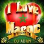 Compilation I love maroc, vol. 3 (23 hits mixed by dj adam) avec Hassan Dikouk / DJ Adam / Abdelhak / Zahira / Senhaji...