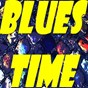 "Compilation Blues time avec William Brown / John Lee Hooker / Arthur ""Big Boy"" Crudup / Sonny Terry / Tommy MC Clennan..."