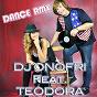 Album Dance remix 2013 (feat. teodora) (JB version) de DJ Onofri