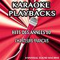 Album Hits des années 80 - chanteurs français (karaoke playbacks) de Universal Sound Machine
