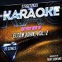 Album Stagetraxx Karaoke : The Very Best of Elton John, Vol. 2 (Karaoke Version) de Toby Adkins