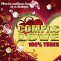 Compilation Compas love : 100 % tubes (tous les meilleurs sons love de la décénnie) avec K-Dans / Ti Kabzy / Disip / Frero / Alan Cavé...