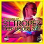 Compilation The sound of St tropez deep house 2013 (sélectionné par impact france) avec Lee M Kelsall / Chris Malinchak / Ali Love / Johnny Corporate / Nick Curly...