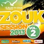 Compilation Zouk session 2013, vol. 2 avec Audrey Mas / Kim / Marvin / Medhy Custos / Mel's...