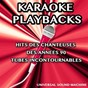 Album Karaoké playbacks - hits des chanteuses des années 90 (karaoke version) de Universal Sound Machine