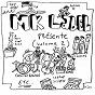 Compilation MK label presente, vol. 2 avec Samba Wallace Trio / Adam H / Ride On & the Yellows / Cocktail Bananas / A Part Time Punk...