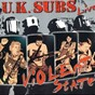 Album Violent state (live) de UK Subs