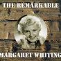 Album The remarkable margaret whiting de Margaret Whiting