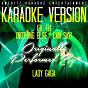 Album Eh, eh (nothing else I can say) (karaoke version) (originally performed by lady gaga) de Ameritz Karaoke Entertainment
