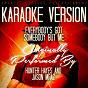 Album Everybody's got somebody but me (karaoke version) (originally performed by hunter hayes and jason mraz) de Ameritz Entertainment