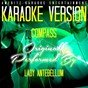 Album Compass (karaoke version) (originally performed by lady antebellum) de Ameritz Entertainment