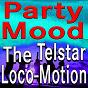 Compilation Party mood, telstar, the loco-motion (original artists original songs) avec The Eagles / Tornádo / Chubby Checker / Duane Eddy / Mr Acker Bilk...