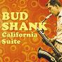 Album California suite de Bud Shank