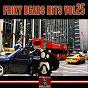 Compilation Friky bears hits, vol. 25 avec Sergio / Angel Seisdedos / Diego Vetuschi / DJ Baloo / Ron Hamelin...
