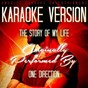 Album The Story of My Life (Karaoke Version) (Originally Performed by One Direction) de Ameritz Music Club