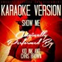Album Show me (karaoke version) (originally performed by kid ink and chris brown) de Ameritz Music Club