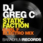 Album Static Faction (Karl F Electro Mix) de DJ Greg C