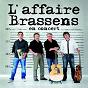 Album L'affaire brassens en concert (live) de L'affaire Brassens