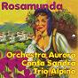 Album Rosamunda de Sandra / Trio Alpino / Orchestra Aurora