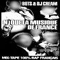 Album Nique la musique de france (mixtape 100% rap français) de DJ Cream