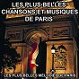 Compilation Les plus belles chansons et musiques de paris (les plus belles mélodies de paris) avec Mozortilo & His Orchestra / Renée Cluny / Franck Laseine / Claire Rollin / France Vaneau...