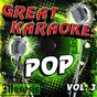 Album Great karaoke: pop, vol. 3 de Musosis