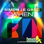 Album When (My Definition of House) de Simon le Grec