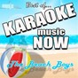 Album Karaoke music now: best of... the beach boys de The Tribute Beat