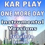 Album One more day: tribute to example (instrumental versions) de Kar Play