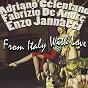 Album From italy with love de Adrian Celentano