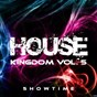 Compilation House kingdom, vol. 5 avec G. Gordon / Jake Travis / Massimomusic / Josh Goodwill / Marius Popa...