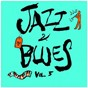 Compilation Jazz & blues, vol. 5 avec Barney Kessel / Ella Fitzgerald / Blossom Dearie / Dakota Staton / Peggy Lee...