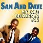 Album Sam and dave my love belongs to you de Sam & Dave