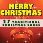 Compilation Merry christmas (27 traditional christmas songs) avec Johnny Desmond / Roy Rogers / Dale Evans / Fran Allison / Eddy Howard...