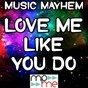 Album Love me like you do - a tribute to ellie goulding de Music Mayhem