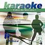 Album Éxitos de mecano (karaoke version), vol. 21 de Karaoke Box