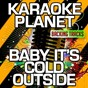 Album Baby, it's cold outside (karaoke version) (originally performed by idina menzel & michael bublé) de A-Type Player